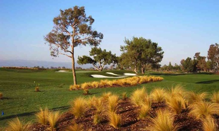 9- or 18-Hole Round of Golf for Two with Warm-Up Balls at Las Positas Golf Course (Up to 59% Off)