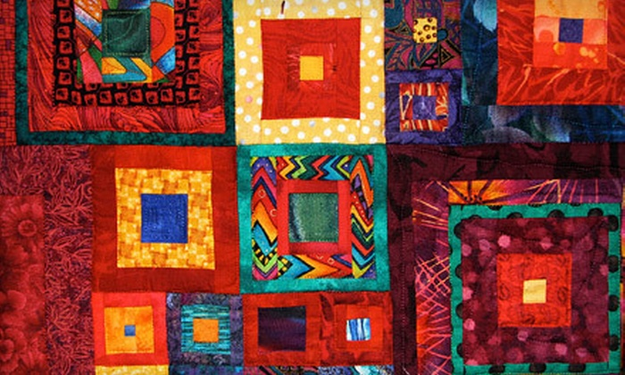 Wild Child Arts & Quilt Shop - Watkinsville: Beginners' Quilting Class, or Gifts and Fabric at Wild Child Arts & Quilt Shop (Half Off). Two Options Available.