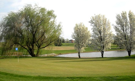 $39 for an 18-Hole Round of Golf for Two with Cart Rental at Lone Oak Golf Course (Up to $96 Value)