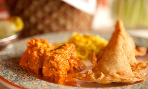 Bombay Clay Pit: $14 for $30 Worth of Indian Cuisine at Bombay Clay Pit