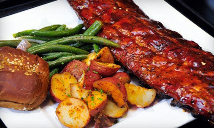 Dillon's - Multiple Locations: $15 for $30 Worth of Barbecue and American Food at Dillon's