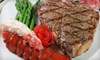 Mesquite Grill Steak & Seafood - Greenwood Village: Steak, Seafood, and Chicken at Mesquite Grill Steak & Seafood (Up to 52% Off). Two Options Available.
