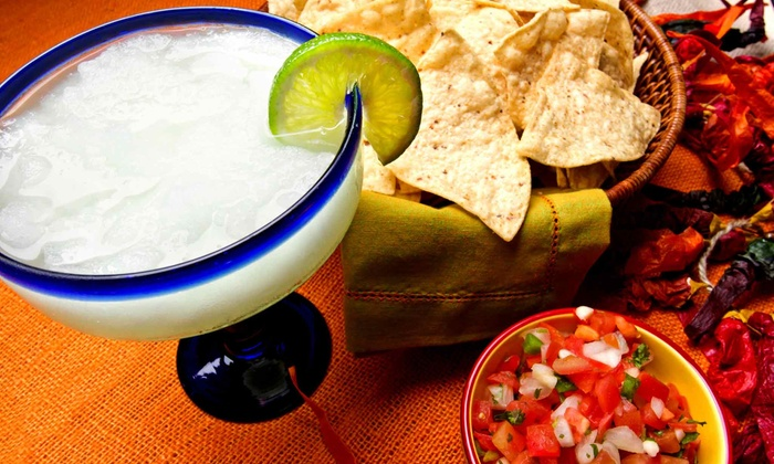San Luis III - High Point: $7 for $15 Worth of Mexican Food and Drinks at San Luis III