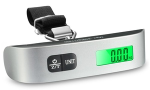 Digital Hanging Compact Luggage Scale