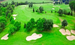 GOLF CLUB CHIERI: 5 o 10 lezioni di golf da un'ora con maestro federale per una o 2 persone da Golf Club Chieri (sconto fino a 86%)