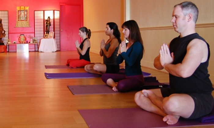 Yoga Connection - Midtown: One or Two Months of Unlimited Yoga Classes at Yoga Connection (Up to 67% Off)
