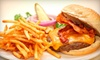 Ballyhoo Restaurant & Bar - Saint Charles: $12 for $25 Worth of American Food and Drinks at Ballyhoo Restaurant & Bar