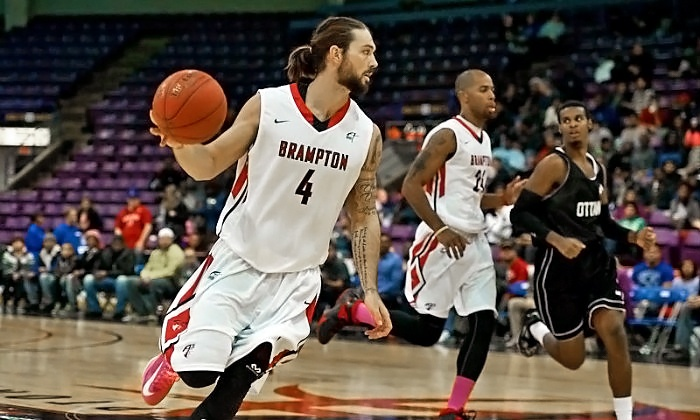Brampton A's - Powerade Centre: $12 to See a Brampton A's Basketball Game on February 24 or 28 at Powerade Centre ($22.10 Value)