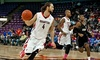 Brampton A's - Powerade Centre: Brampton A's Basketball Game on February 15, 21, or 26 at Powerade Centre (Up to 50% Off)