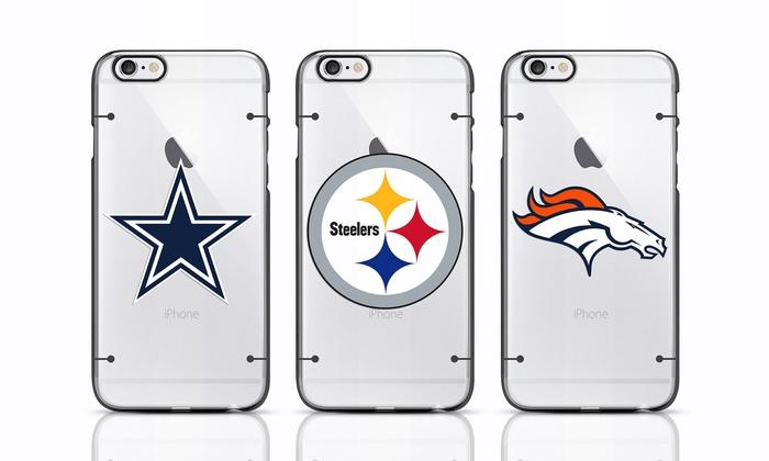 NFL Clear TPU iPhone 6/6S Cases