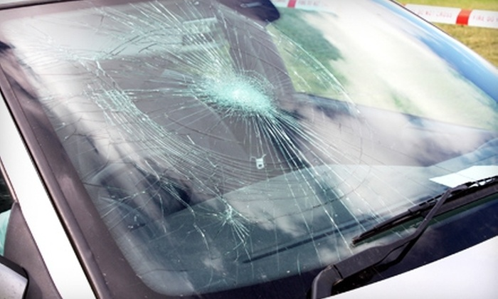 Atlantic Windshield Repair - Multiple Locations: $35 for Up to Three Windshield-Chip Repairs at Atlantic Windshield Repair ($79.95 Value)