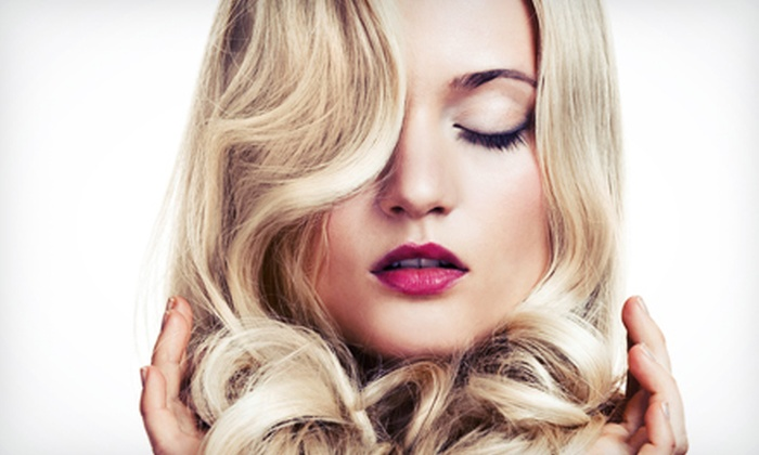 Concept36 - Columbus: Haircut and Color Services at Concept36 (Up to 59% Off). Two Options Available.