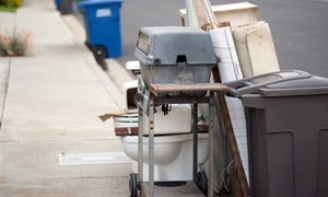 Hoarders Express: $49 for One Hour of Junk Removal and Organizational Services from Hoarders Express ($125 Value)