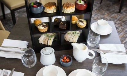 image for Afternoon Tea with Optional Prosecco for Two or Four at The Basingstoke Hotel (Up to 56% Off)