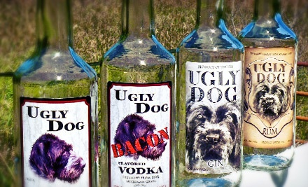 Ugly Dog Distillery In Chelsea Mi Groupon