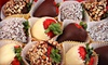 EAOC International: Truffles, Chocolate Strawberries, and Sweet Treats from Felix Potin Paris (Up to 57% Off). Two Options Available.