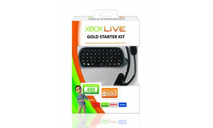 12 month xbox live gold starter kit 12 month xbox live gold starter