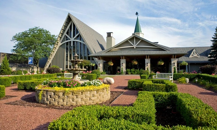 The Abbey Resort - Fontana, Wisconsin: Stay at The Abbey Resort in Lake Geneva, WI, with Dates into May