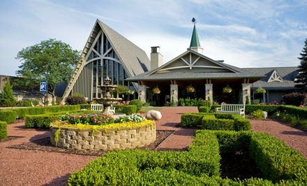 Stay at The Abbey Resort in Lake Geneva, WI, with Dates into May