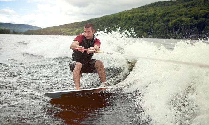Wake Surfing Class  - Cumming: Wake Surfing Class from Pull Watersports at Lake Lanier