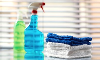 image for Two or Two and a Half Hours of <strong>Cleaning</strong> from Dapper Maids (Up to 45% Off)