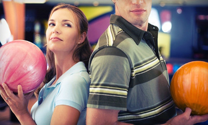 Let it Roll Bowl - Phoenix: Two-Hour Bowling Outing with Popcorn and Soda for Two or Five at Let It Roll Bowl (60% Off)