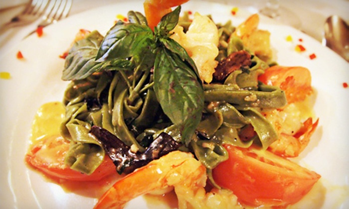 Firenze Ristorante - Upper East Side: $59 for Italian Meal for Two with Appetizers, Entrees, Dessert, and Champagne at Firenze Ristorante (Up to $156 Value)