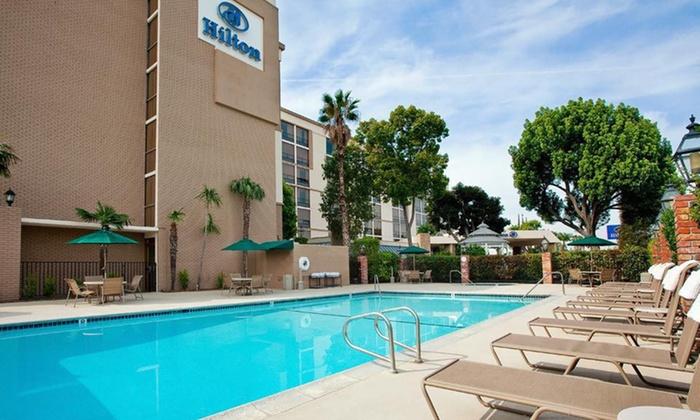 Hilton San Bernardino - San Bernardino, CA: One- or Two-Night Stay with Daily Breakfast at Hilton San Bernardino in California