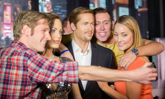 Madame Tussauds Las Vegas - The Strip: VIP All-Access Package for One or Two at Madame Tussauds Las Vegas (Up to 64% Off)