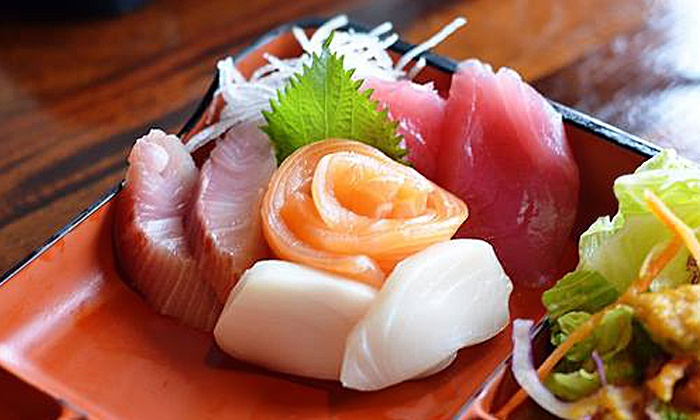 Geisha Steak and Sushi Restaurant - Far North Dallas: Japanese Cuisine for Two or Four at Geisha Steak and Sushi Restaurant (Up to 47% Off)