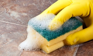 MCS Moving & Cleaning Solutions: $59 for Two Hours of Housecleaning with Two Cleaners from MCS Moving & Cleaning Solutions ($120 Value)