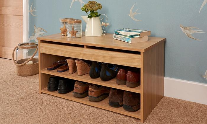 Lift-Up Shoe Storage Unit 2