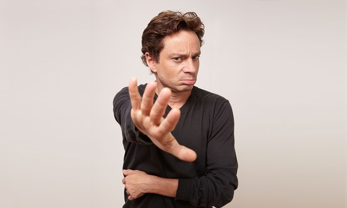 Chris Kattan - West Valley City: Chris Kattan at Wiseguys Comedy Club on May 23 or 24 at 7:30 p.m. or 9:30 p.m., or May 25 at 7:30 p.m. (Up to 52% Off)