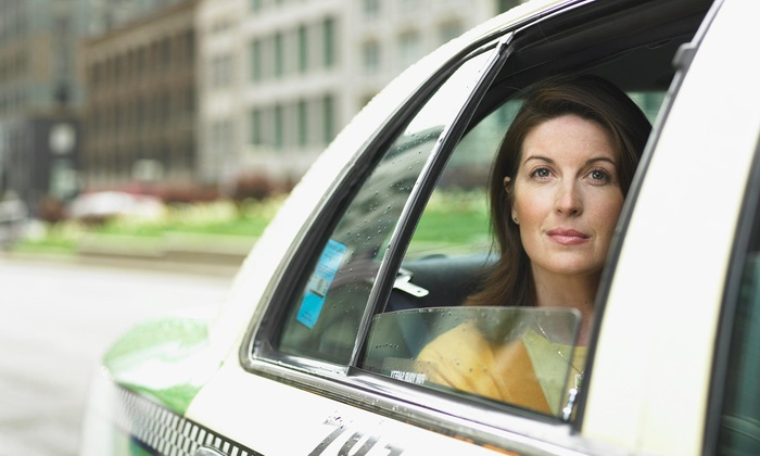 Adj Shipping & Transportation - Piedmont Triad: $20 for $40 Worth of Taxi Services — ADJ Shipping & Transportation