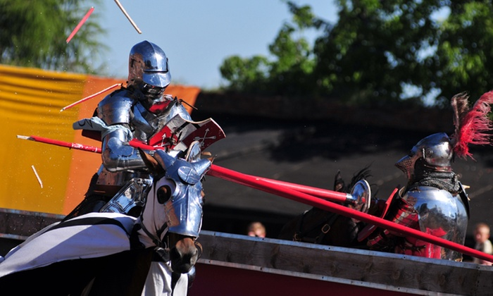 Wenatchee Valley Renaissance Faire - West field of Wenatchee Valley College Campus: Two Adult Tickets with Optional Two Kids' Tickets to the Wenatchee Valley Renaissance Faire (Up to 35% Off)