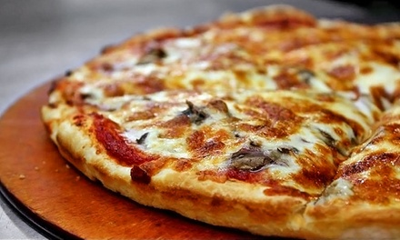 $11 for $20 Worth of Pizza for Carryout at Palermo's