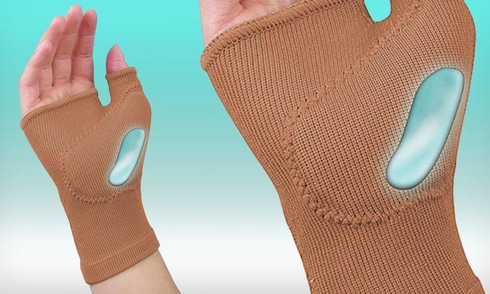 Jobar Carpal Sleeve with Gel Pad: $4.99 for a Carpal Sleeve with Gel Pad for the Left or Right Hand ($9.99 List Price). Free Returns.