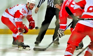 Haringey Racers: Ice Hockey: Haringey Racers Home Fixtures at Alexandra Palace (Up to 50% Off)