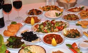 Yamal Alsham: Eleven-Course Lebanese Tasting Menu for Up to Six at Yamal Alsham, Chelsea (Up to 68% Off)