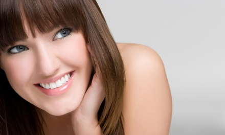Haircut with Deep-Conditioning Treatment or Partial Highlights or Color at D' Flores Hair Studio (Up to 50% Off)