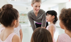 JWSD -- Joyce Willett Dance: Four Kids' Dance or Theater-Arts Classes at JWSD -- Joyce Willett School of Dance (Up to 64% Off)