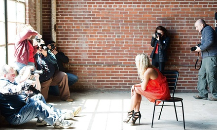 DSLR Basic-Training Class, Semi-Private Intermediate Class, or Both at Michael Zero Photography (Up to 59% Off)