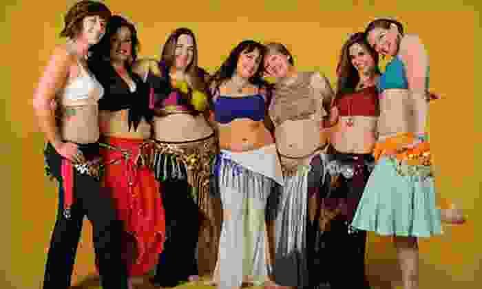 Dance Life Studio & Fitness - Madison: $29 for 10 Belly-Dancing Classes at Dance Life Studio & Fitness ($92 Value)