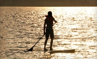 GROUPON: Up to 51% Off Standup-Paddleboard Rental Northwest Paddle Surfers