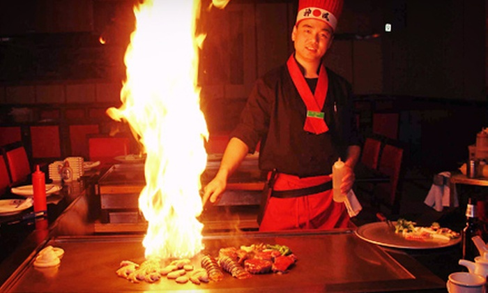 Fuji Japanese Steakhouse - Mentor: $12 for $25 Worth of Japanese Food at Fuji Japanese Steakhouse