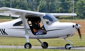Harford Air Services: One 60- or 90-Minute Flying Lesson at Harford Air Services (Up to 54% Off)