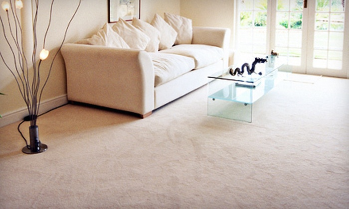 The Metro Maids - Washington DC: Carpet Cleaning for Three or Six Areas and Hallway, or Stairs, Landing, and Hallway from The Metro Maids (Up to 55% Off)