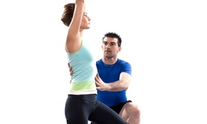 Cm Athletics: Two Personal Training Sessions with Diet and Weight-Loss Consultation from CM Athletics (65% Off)