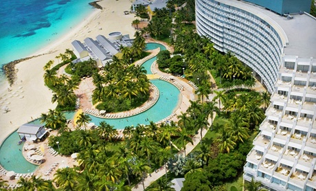 Bahamas Beach Vacation with Airfare