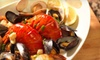 Black Point Seafood: Lobster-Bake Package for Two or Four or 4, 6, 8, or 10 Live Maine Lobsters from GetMaineLobster.com (Up to 58% Off)